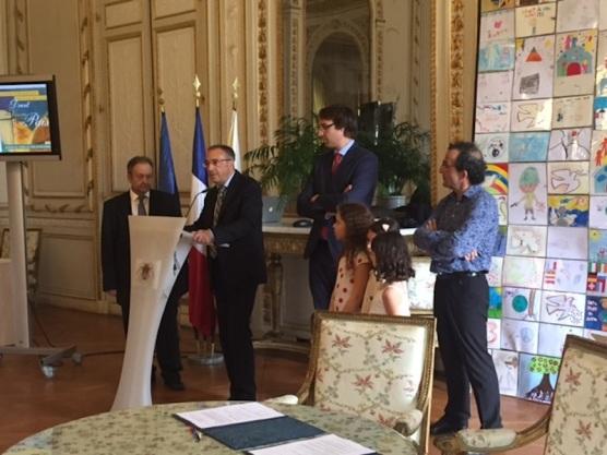 Charte UNICEF Ville de Bordeaux